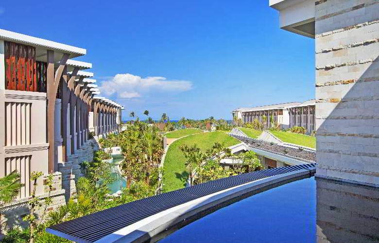 Sofitel Bali Nusa Dua Beach Resort - Terrace - 9