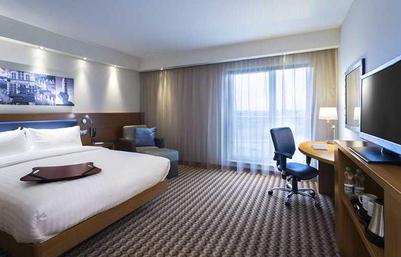 Hampton by Hilton Gdansk Airport - Room - 2