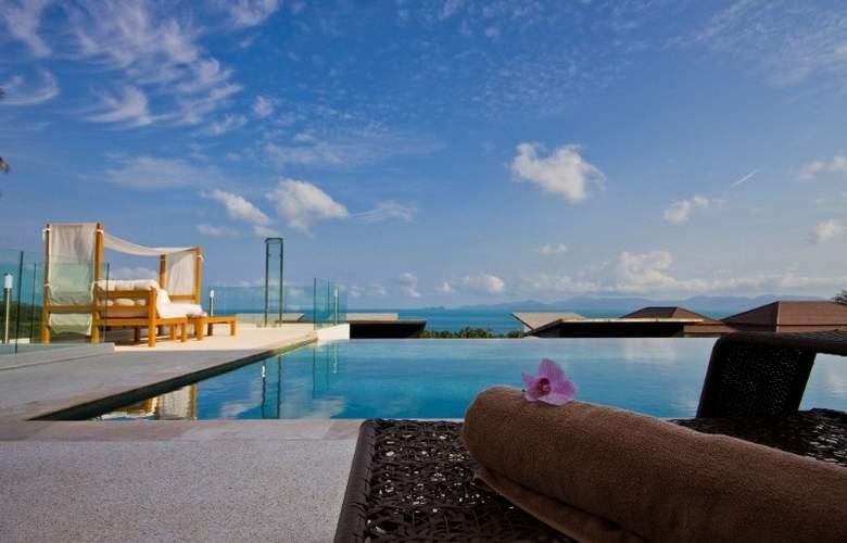 Code Hotel Samui - Pool - 2