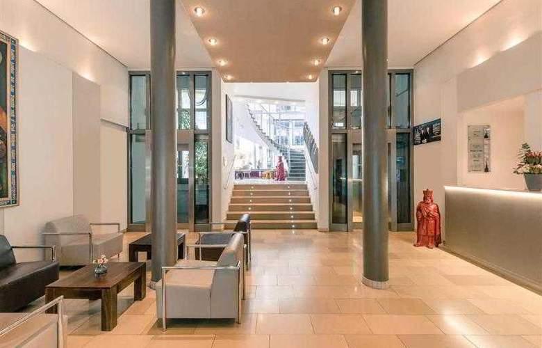 Mercure Aachen am Dom - Hotel - 19