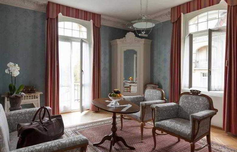 Royal St Georges Interlaken - MGallery by Sofitel - Hotel - 44