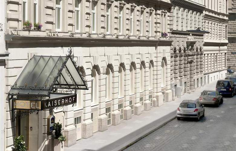 Kaiserhof Wien - Hotel - 88