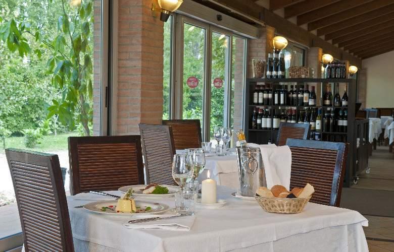 CDH Hotel Villa Ducale - Restaurant - 5