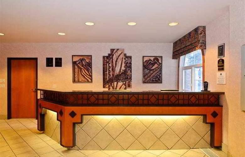 Best Western Plus Pocaterra Inn - Hotel - 92