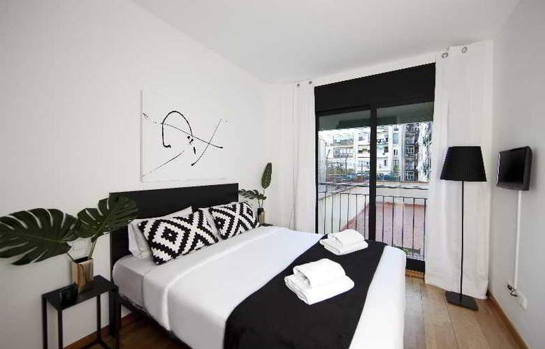 Nº130 The Streets Apartments Barcelona - Room - 12