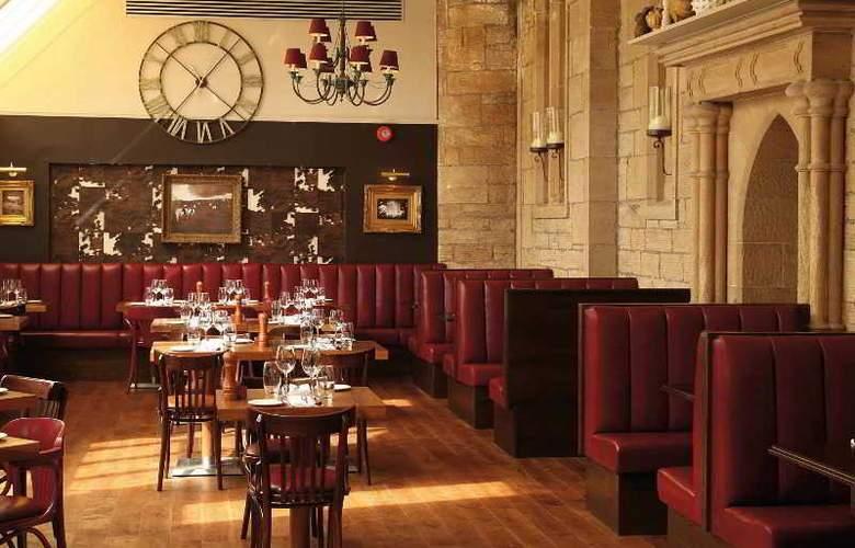 Macdonald Inchyra Grange Hotel - Restaurant - 12