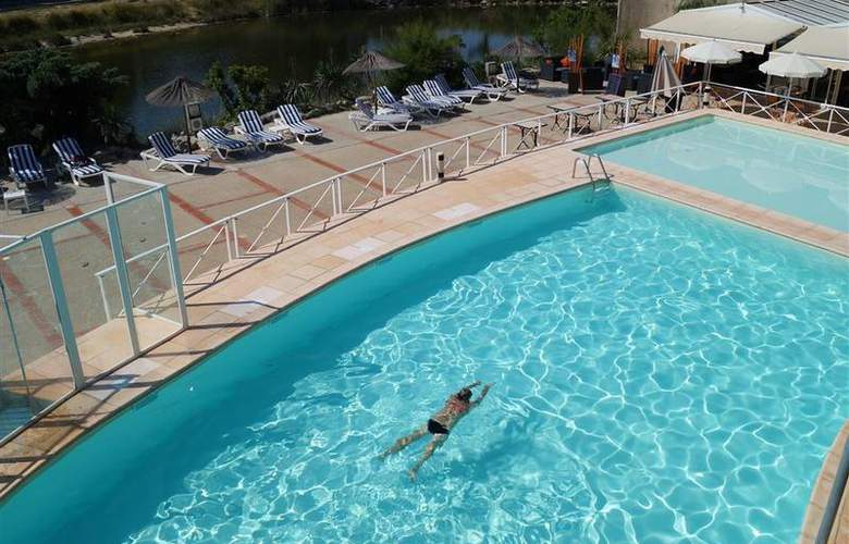 Best Western Du Casino Le Phoebus - Pool - 52