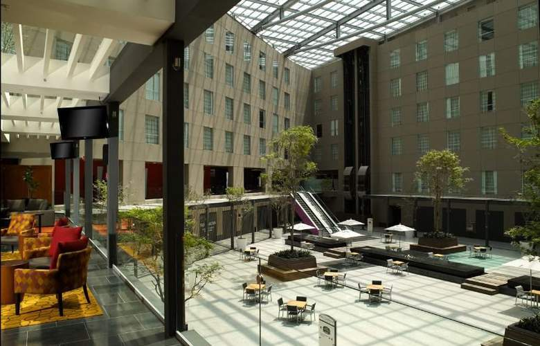 Courtyard Mexico City Airport - Hotel - 5