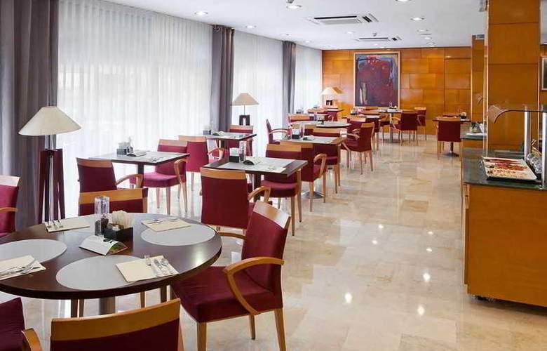 NH Barcelona Les Corts - Restaurant - 4