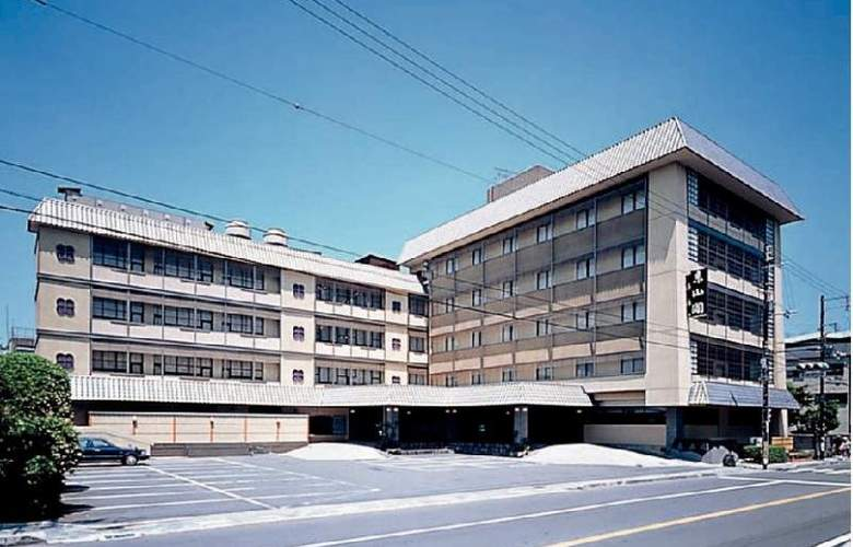 Hotel Tozankaku - Hotel - 0