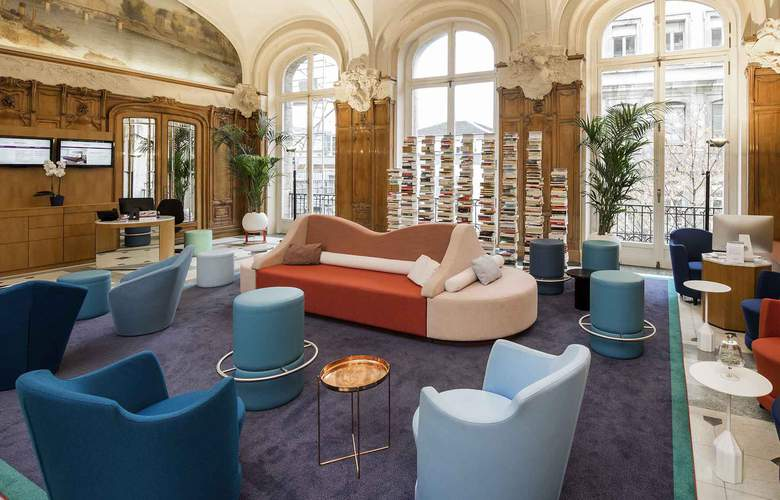 Mercure Lyon Centre Château Perrache - General - 1