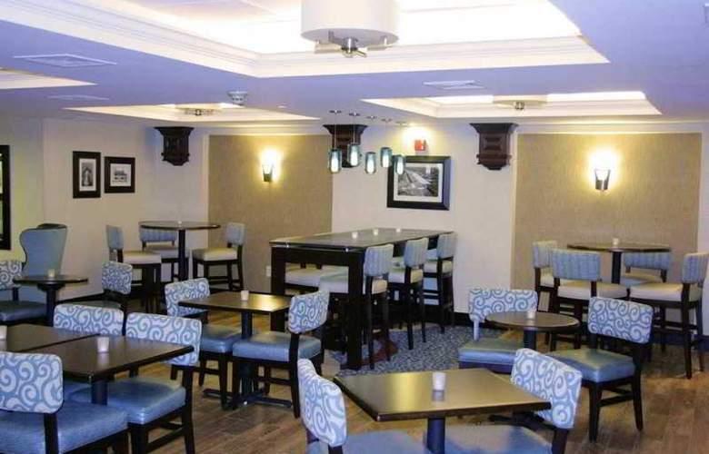 Hampton Inn Portsmouth - Restaurant - 12