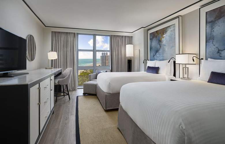 Loews Miami Beach Hotel - Room - 7