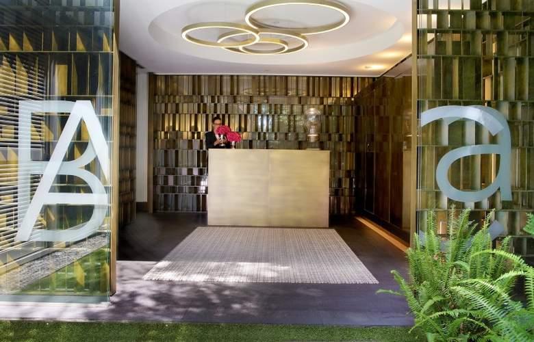 Abac Restaurant - General - 1
