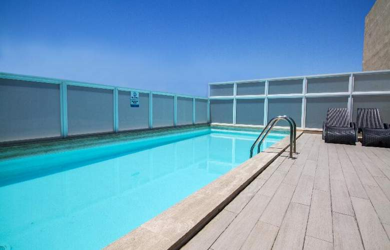 Blubay Apartments by ST Hotels - Pool - 3