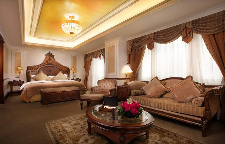 Plaza Grande - Room - 2
