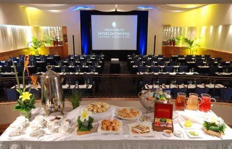 Presidente Intercontinental Cozumel Resort & Spa - Conference - 8