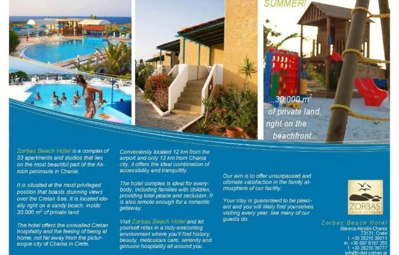 Zorbas Hotel Beach Village - Hotel - 49