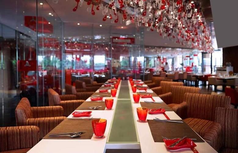 Pullman Putrajaya Lakeside - Restaurant - 92