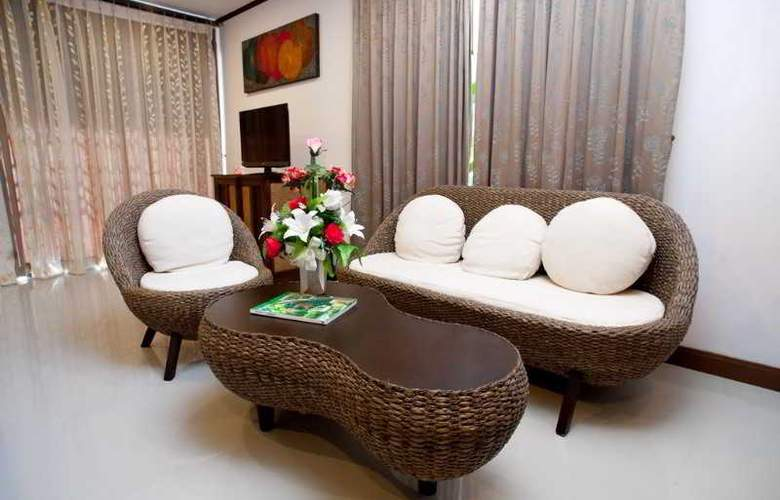 Ploykhumthong Boutique Resort - Room - 13