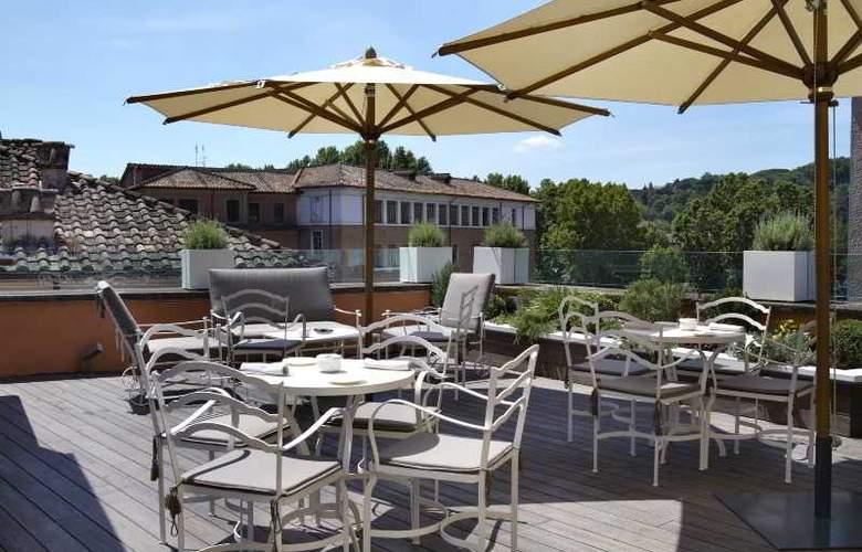 Dom Hotel Roma - Terrace - 11
