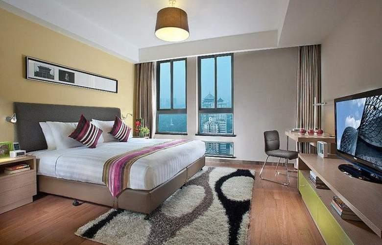 Ctiadines Xingqing Palace - Room - 8