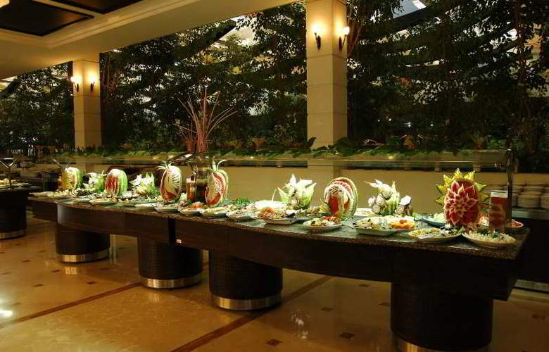 Aska Washington Resort & Spa Hotel - Restaurant - 17