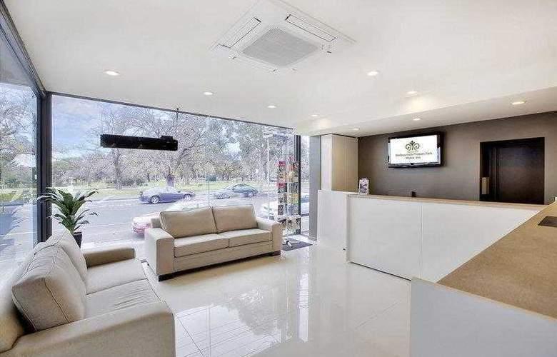 Best Western Melbourne's Princes Park Motor Inn - Hotel - 11