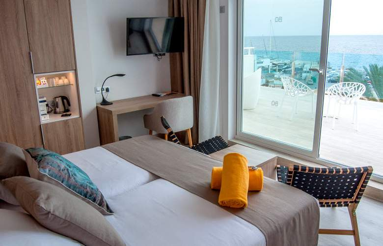 BQ Aguamarina Boutique - Room - 16
