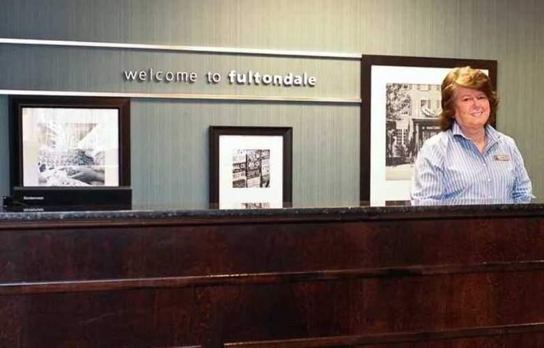 Hampton Inn Birmingham/Fultondale (I-65) - Hotel - 9