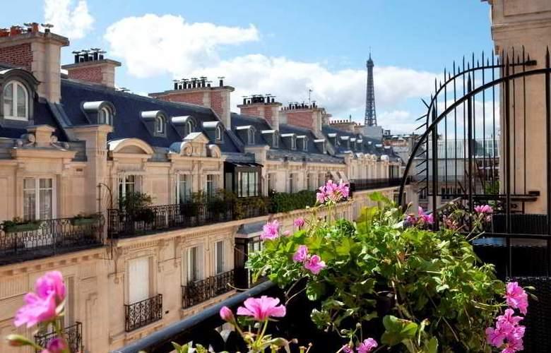 West end Paris - Terrace - 13