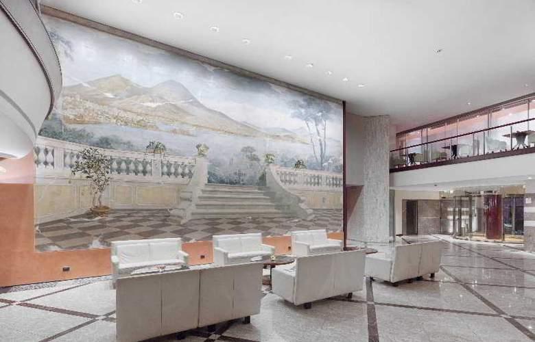 NH Napoli Panorama - Hotel - 13