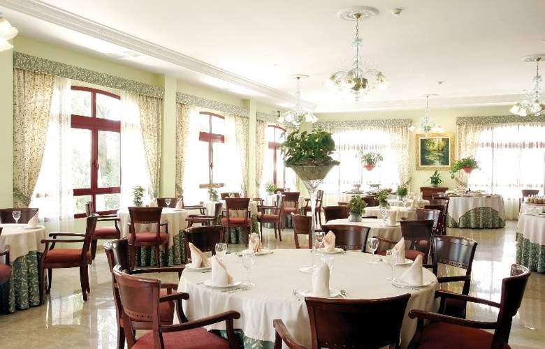 Ciudad Jardin - Restaurant - 11