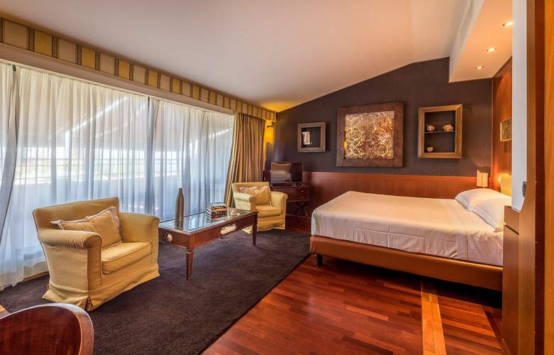 Grand Hotel Assisi - Room - 12