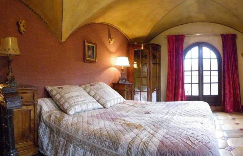 Château Hotel de la Vignette Haute - Room - 10