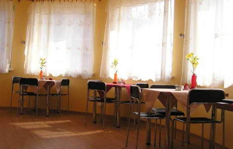 Freedom Hostel - Restaurant - 6