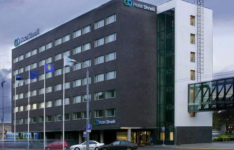Go Hotel Shnelli - General - 2