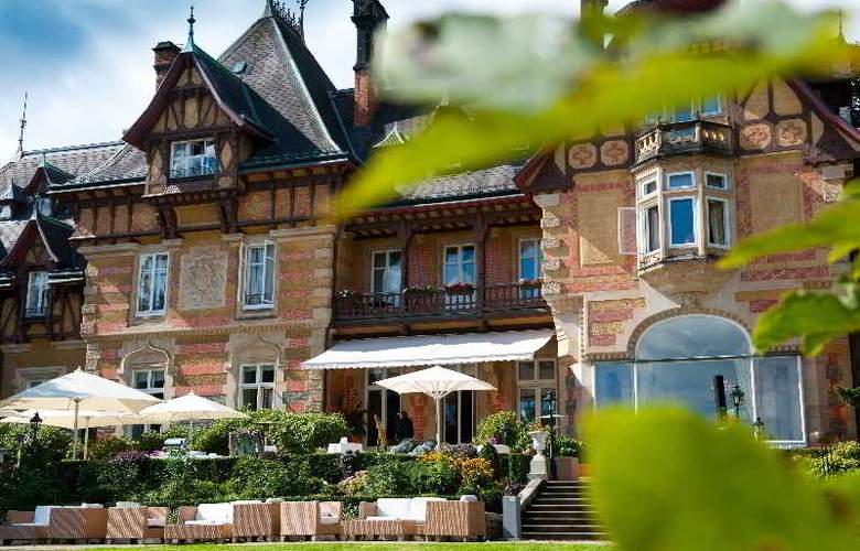 Villa Rothschild Kempinski - Terrace - 12