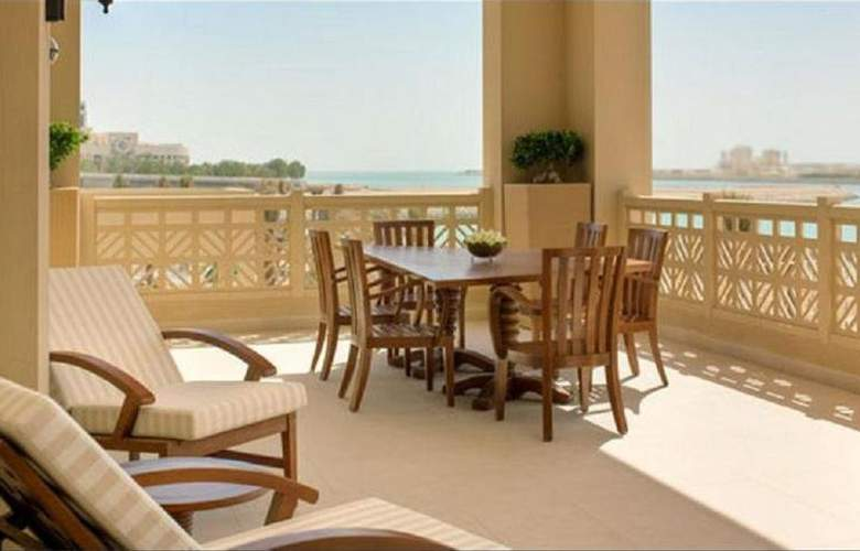 Grand Hyatt Doha - Terrace - 6