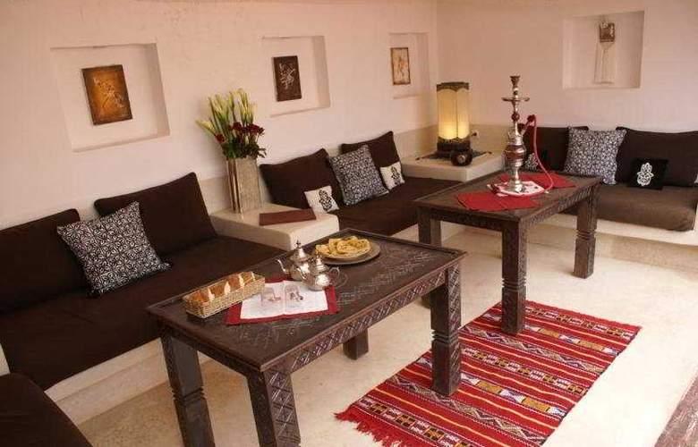 Riad Calista - Restaurant - 4