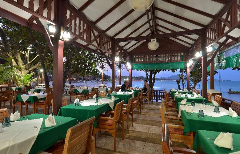 First Bungalow Beach Resort - Restaurant - 26