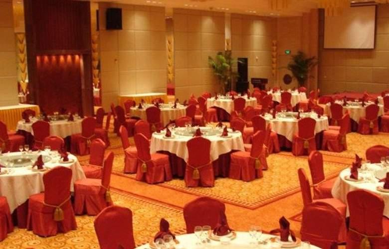 Jinjiang International Hotel Changzhou - Restaurant - 10