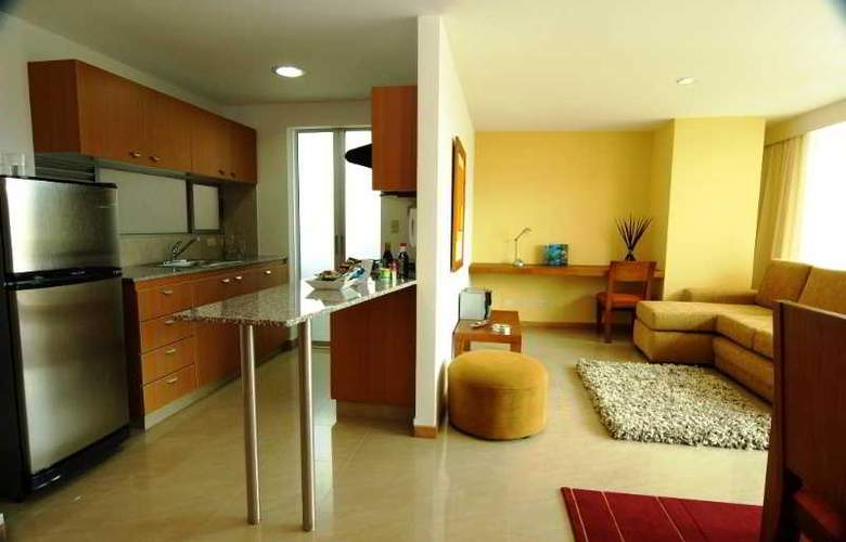 Affinity Aparta Hotel - Room - 2