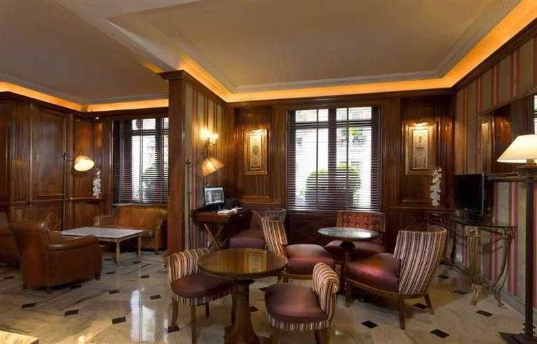 BEST WESTERN PREMIER TROCADERO LA TOUR - Hotel - 13
