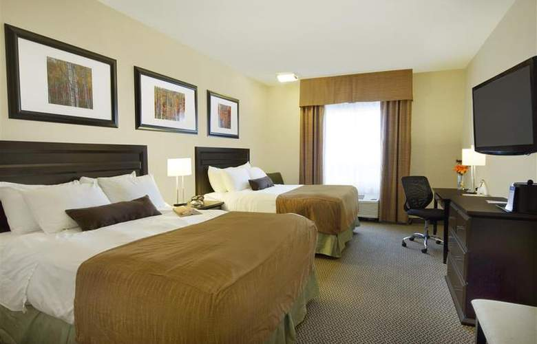 Best Western Plus The Inn At St. Albert - Room - 112