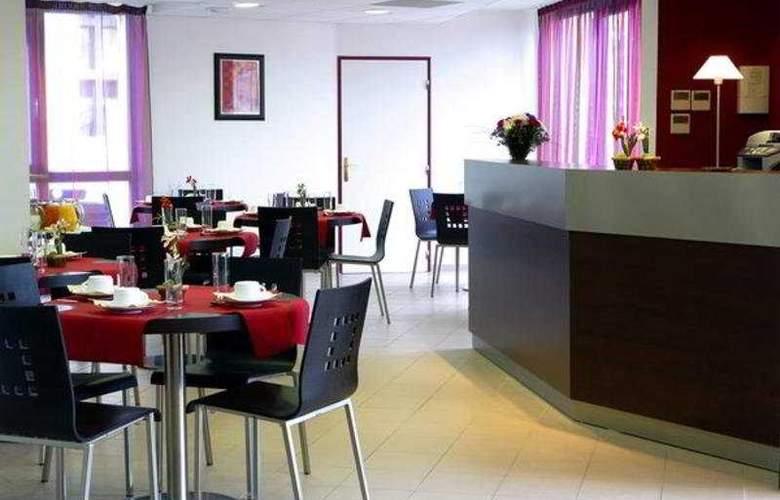 Citea Montpellier Citadelle - Restaurant - 6