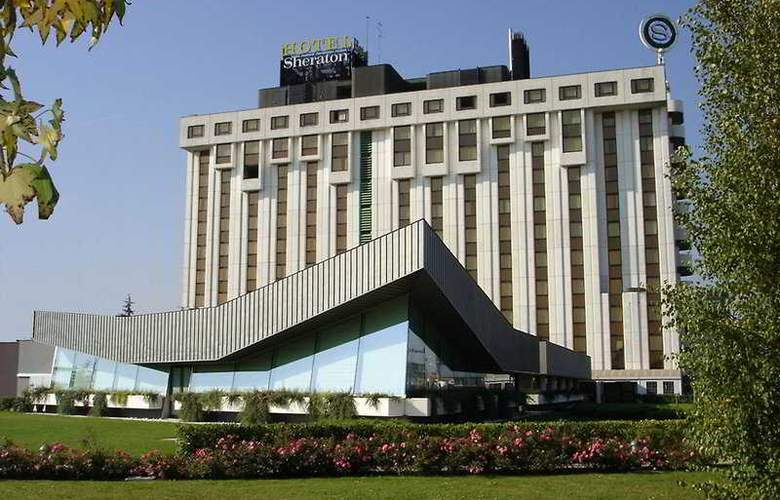Sheraton Padova Hotel & Conference Center - Hotel - 0
