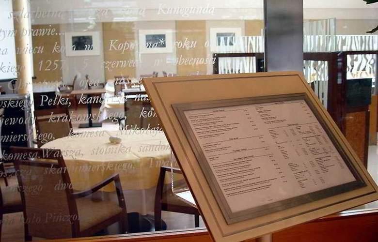 Radisson BLU Krakow - Restaurant - 7