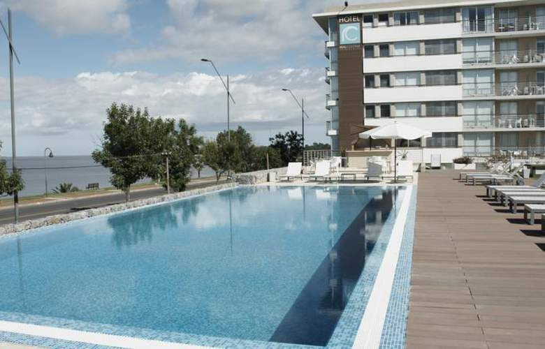 Real Colonia Hotel & Suites - Pool - 32
