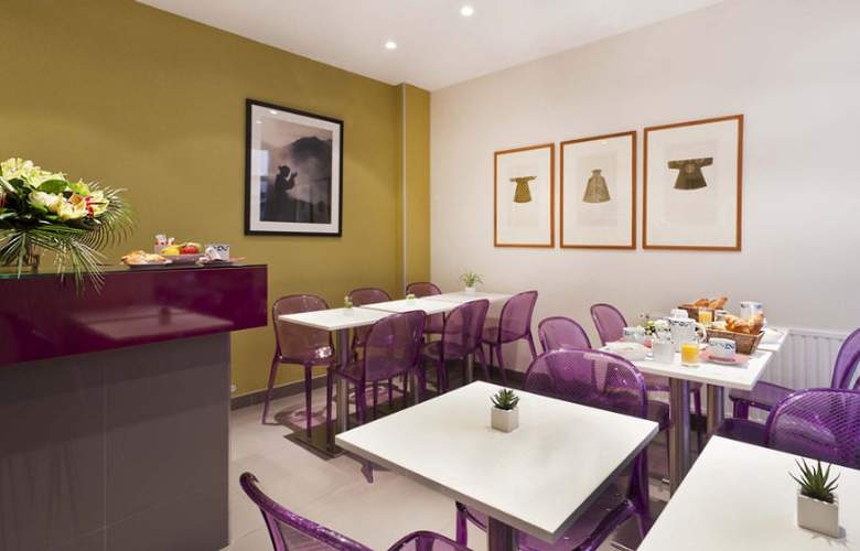 Aberotel Montparnasse - Restaurant - 8